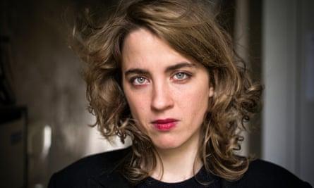 Adèle Haenel, photographed in Paris