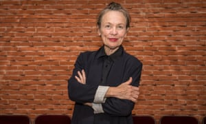 Things she lost in the flood … Laurie Anderson's Landfall album tackles Hurricane Sandy.