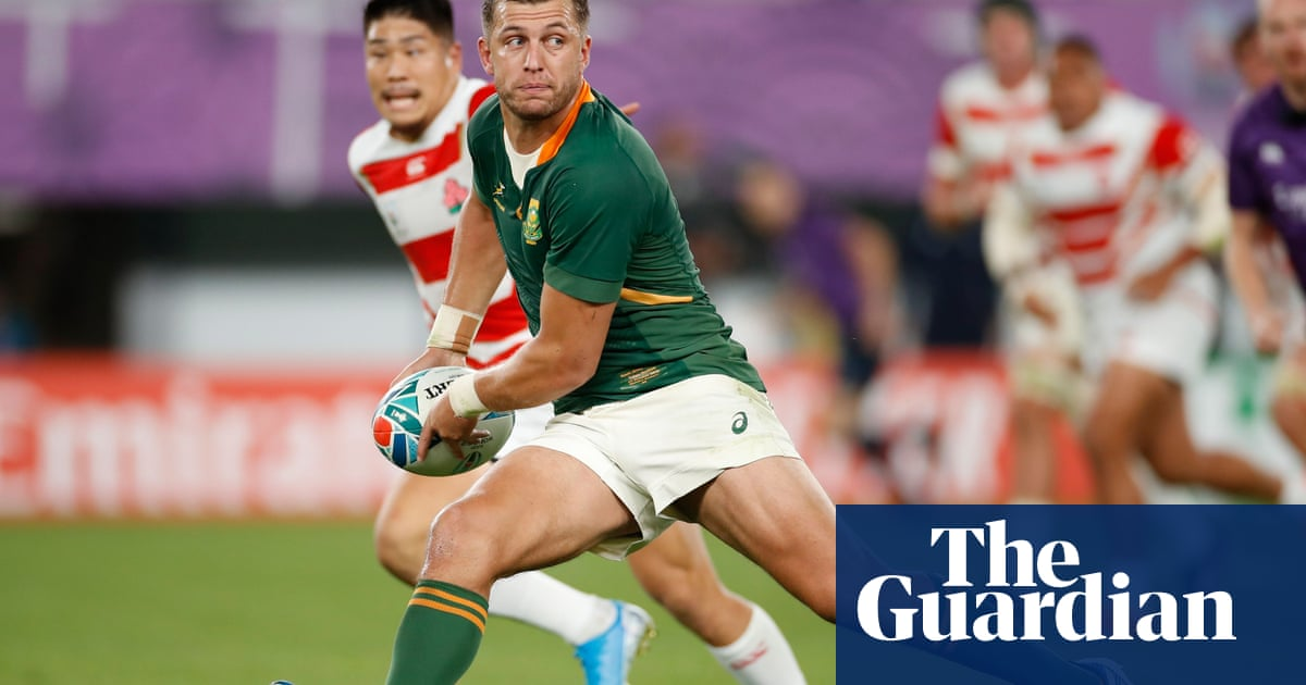 Handré Pollard can fulfil promise by taking South Africa to World Cup final