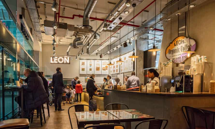Leon's chief executive said many staff had been upset by the EU referendum result.