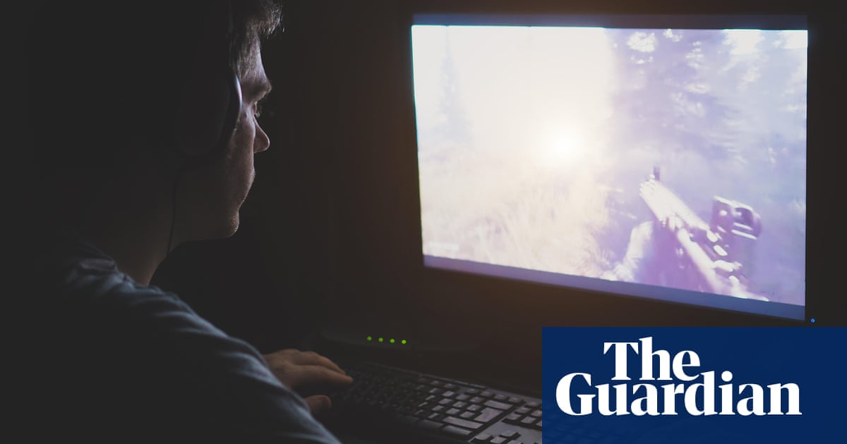 It consumed my life': inside a gaming addiction treatment