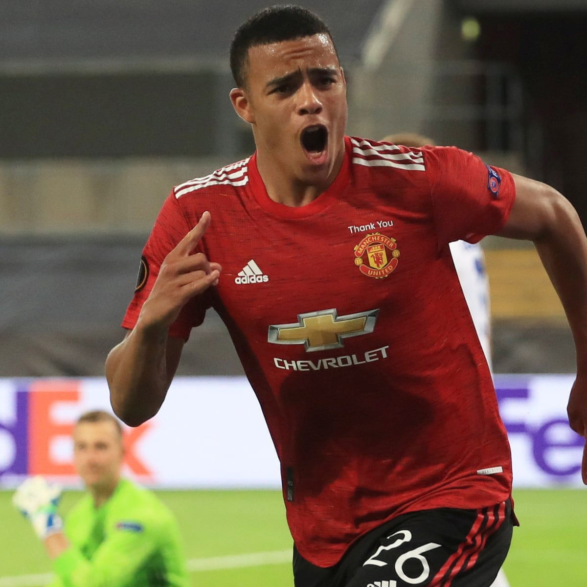Mason Greenwood: 'The biggest thing I learned was to be level-headed' |  Football | The Guardian