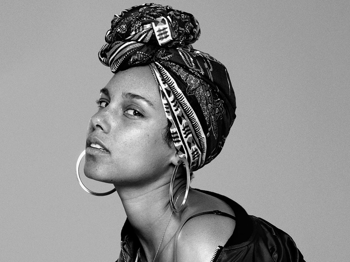 Why Alicia Keys Nomakeup Look Is Not Quite As Real As It Seems Beauty The Guardian