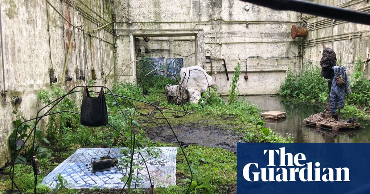 Orford Ness: the apocalyptic art zone at war with nature