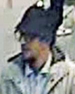 Alleged Brussels explosions suspect captured on airport CCTV