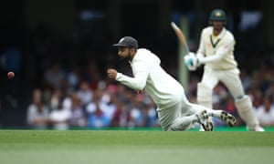 Australia v India: fourth Test, day four – as it happened