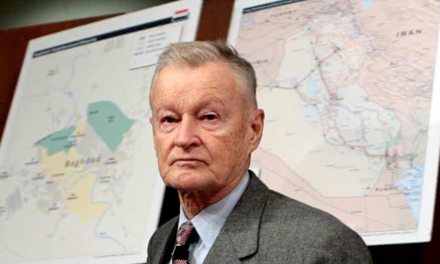 Zbigniew Brzezinski obituary | US news | The Guardian
