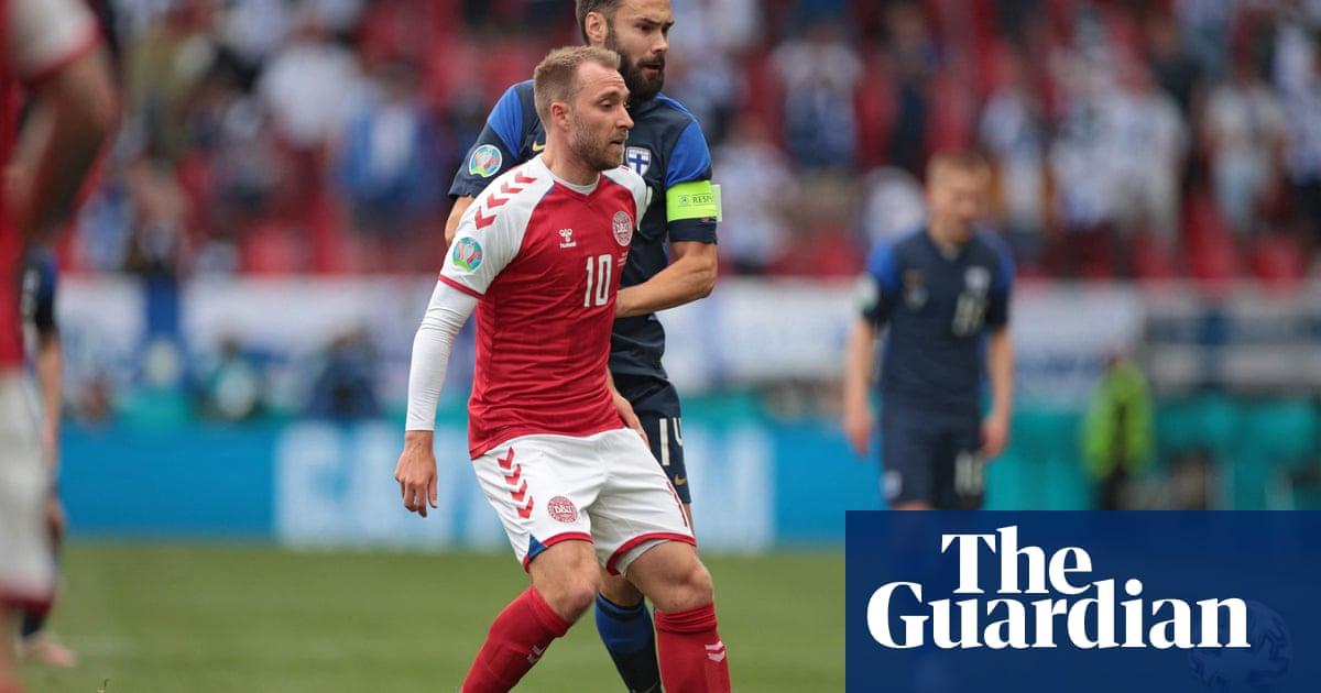 'We feared the worst': Finland's Tim Sparv on seeing Eriksen collapse