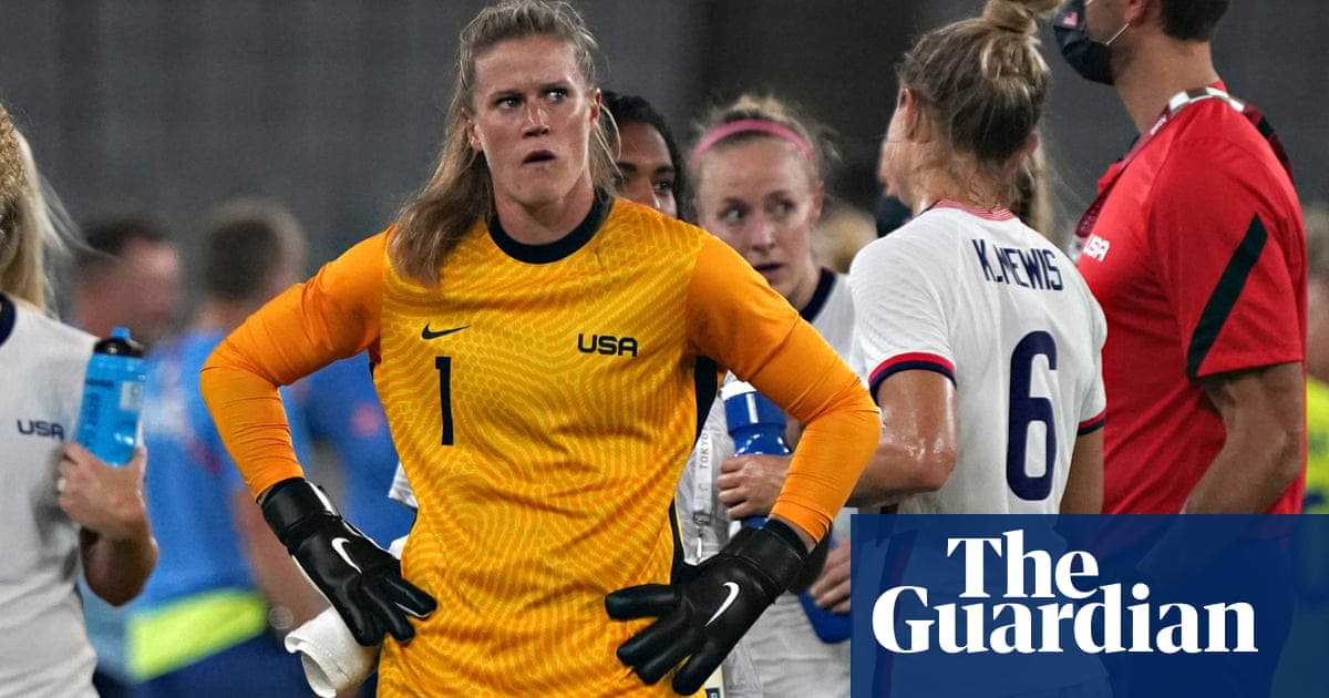 Why the USWNT shouldn't panic about their Olympic thrashing by Sweden (yet)