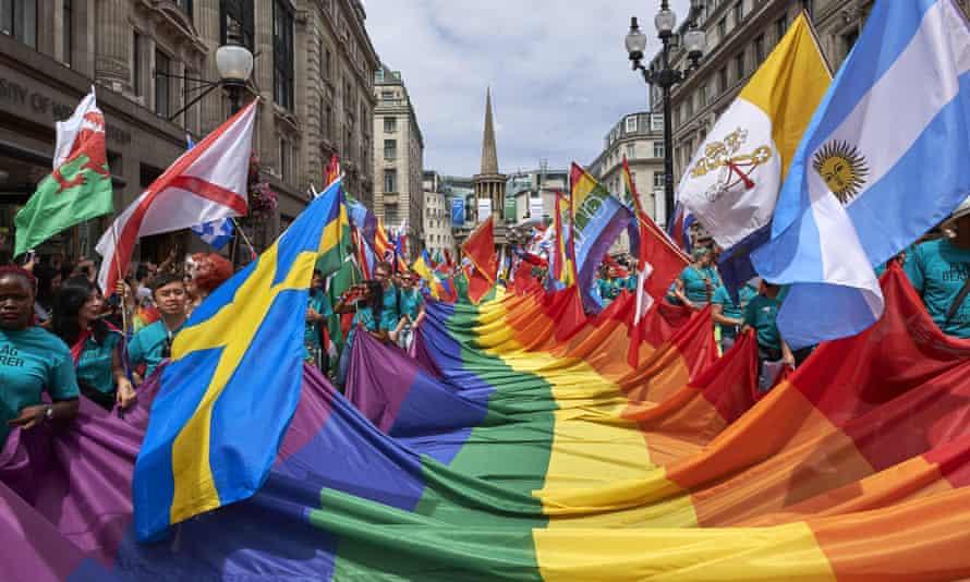 Pride in London, 2017