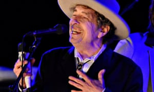 Ol' Blue Eyes … Bob Dylan.