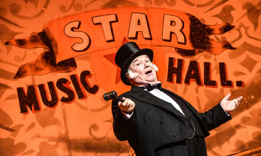 History play… Michael Starke in The Star at the Liverpool Playhouse.