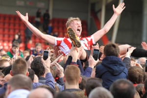 Can Cheltenham Town build on last year's promotion back to the Football League?