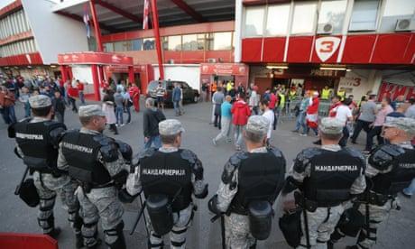 Red Star Belgrade v Arsenal: Europa League – live!
