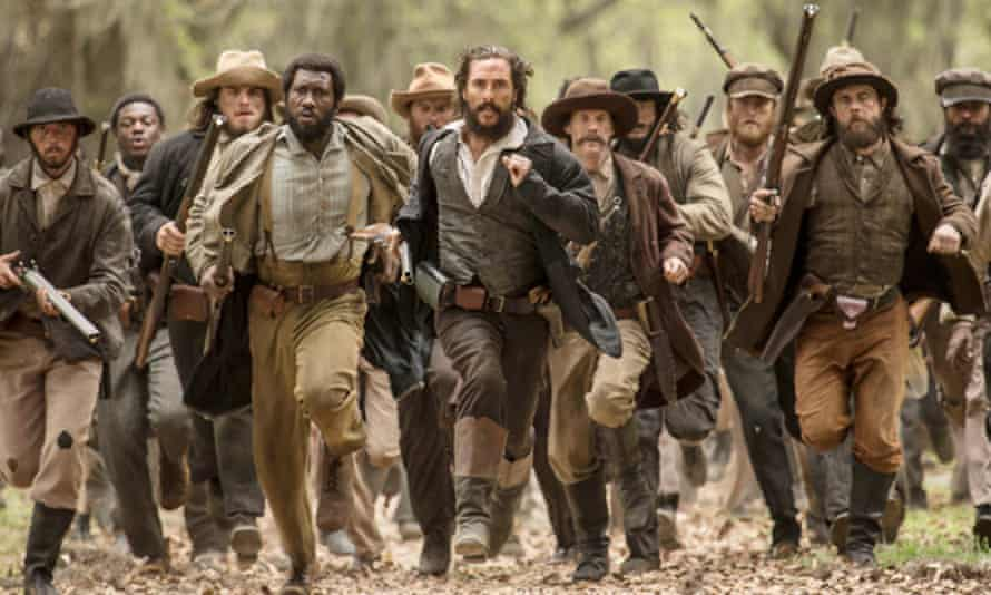The Free State of Jones: a story of slavery told from a troublingly white perspective.