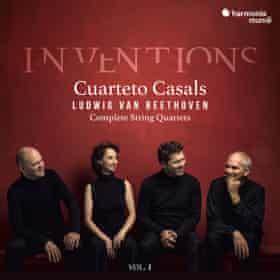 Inventions Cuarteto Casals