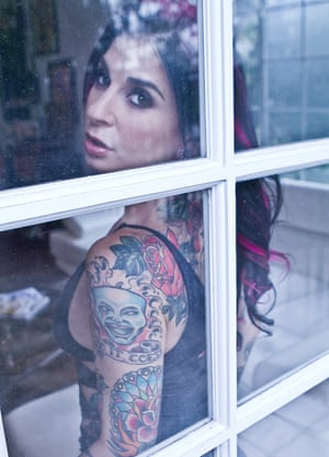 Joanna Angel.