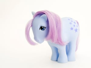 A Hasbro My Little Pony toy