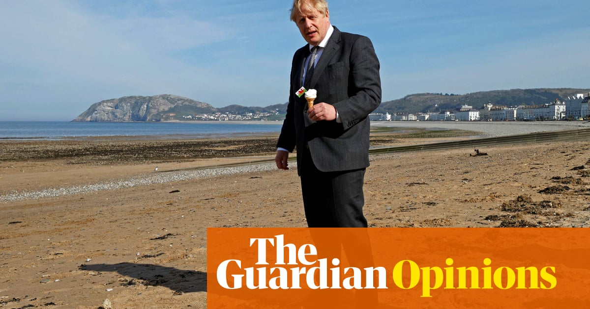 Saved by the bell, Boris Johnson's government flip-flops off for the summer
