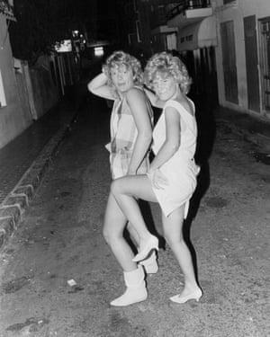 West End girls.
