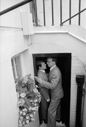 Gilbert and George, 1968