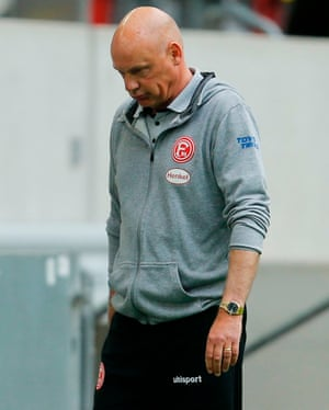 Uwe Rösler has overseen two wins, three defeats and seven draws in the league since taking over at Fortuna Düsseldorf in late January.