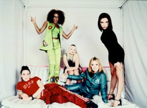 'The Spice Girls were bright and tacky and in your face, and they cared about each other.'