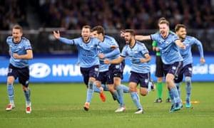 Sydney FC players