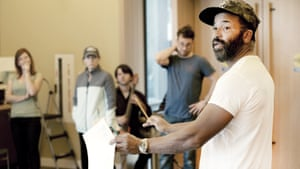 Jeffrey Wright in We Are Not Done Yet