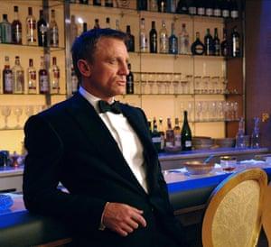 Daniel Craig in Casino Royale (2006).