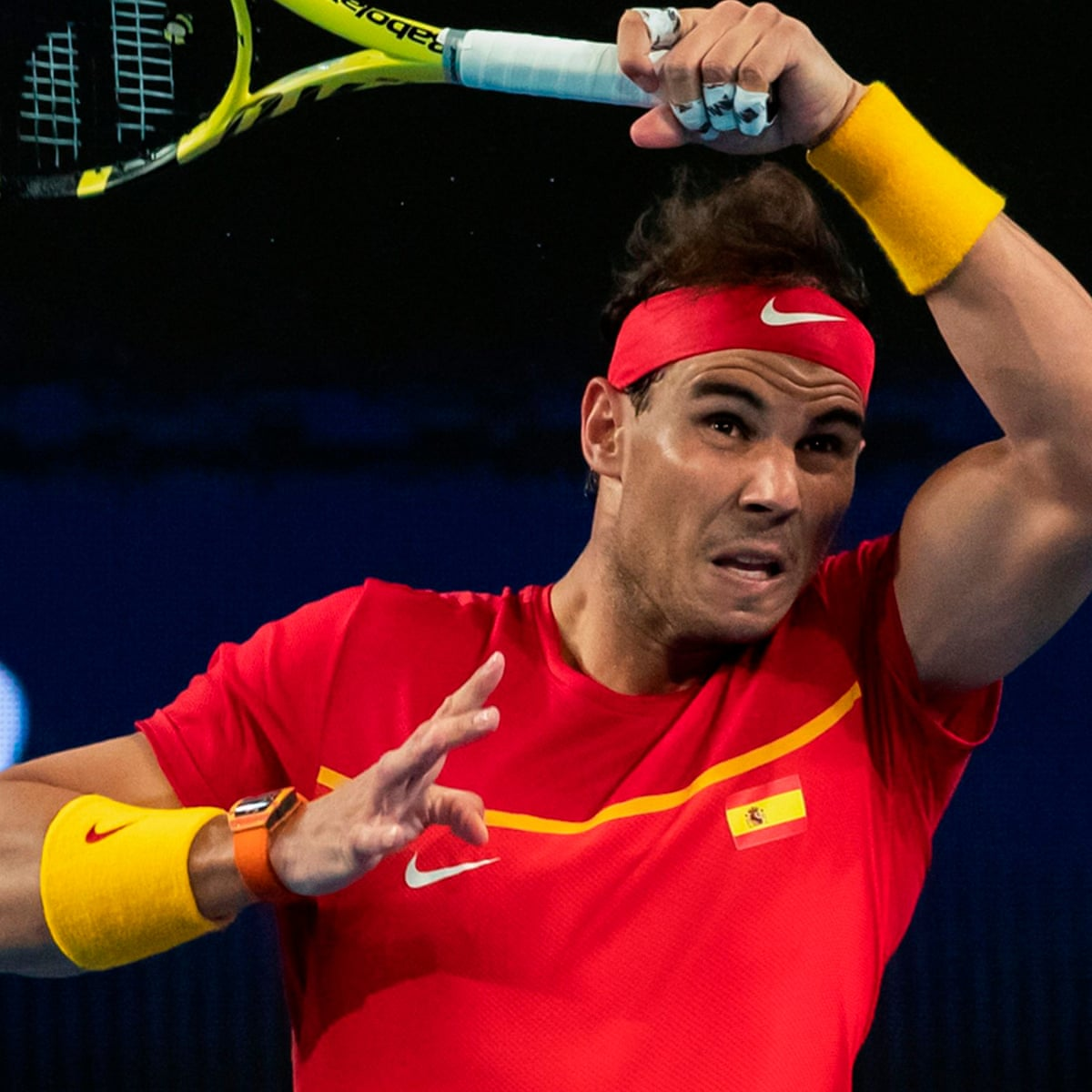 Nadal And Djokovic Star As Spain And Serbia Make Winning Starts At Atp Cup Sport The Guardian