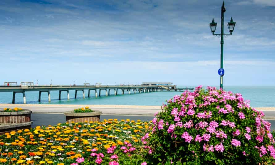 The pier at Deal.