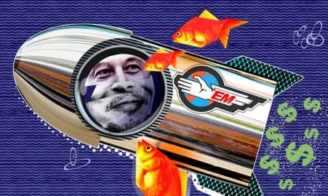 Fancy a bespoke mini-submarine? Just tweet Elon Musk
