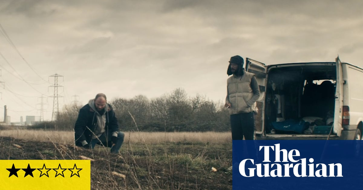 Silent Night review – British crime thriller set in drab exurbs