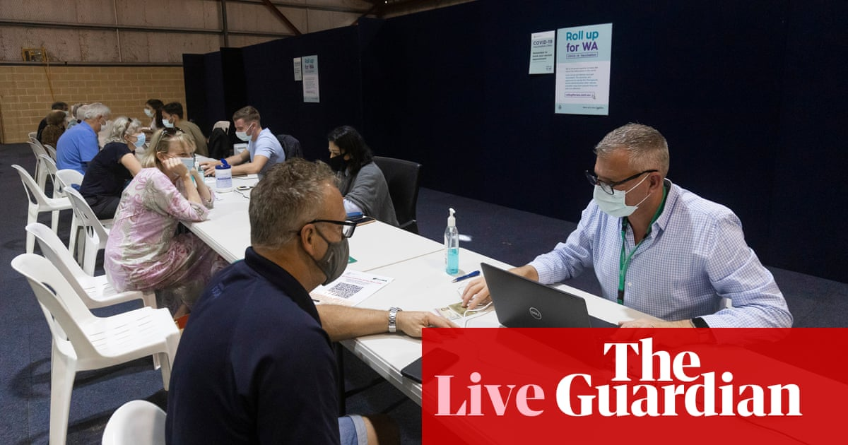 Australia news live: over 50s now eligible for AstraZeneca vaccine; WA considers longer-term mask measures – The Guardian