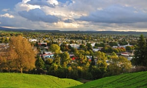 The property is located on the North Island of New Zealand