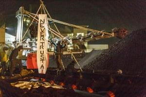 No regrets': activists who shut down power plant await