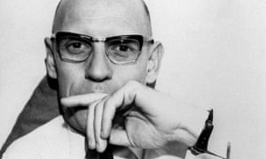 'Don't pull the Max Brod-Kafka trick on me' … Michel Foucault.