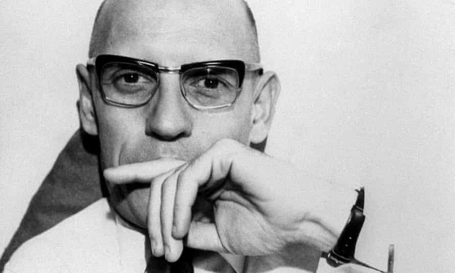 'Don't pull the Max Brod-Kafka trick on me' … Michel Foucault.
