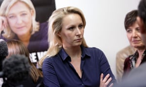 Marion Maréchal-Le Pen said the decision to quit politics was an 'emotional wrench', but was justified by personal and political reasons.