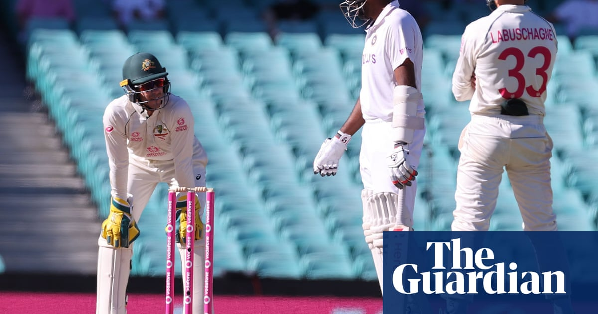 Australia let themselves down in search of victory over India | Geoff Lemon