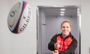 Danielle Waterman, who made her debut aged 18, has scored 46 Test tries in her 80 games for England and featured in four World Cups.