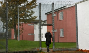 'Eighty per cent of women in Cornton Vale jail were reported to have mental health difficulties.'