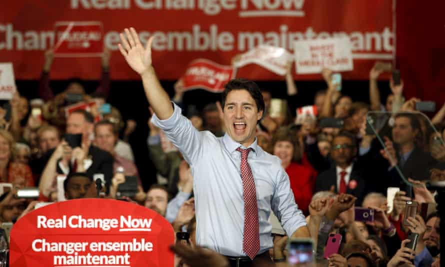 Canadian Prime Minister Justin Trudeau, pictured, is expected to unveil an ambitious carbon pricing program later this year.