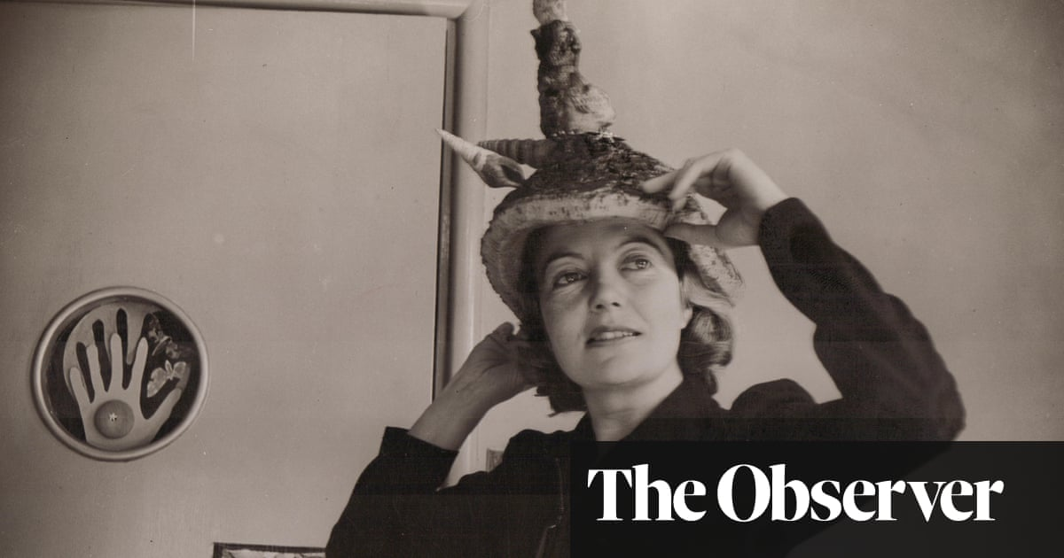 Eileen Agar: the reluctant surrealist