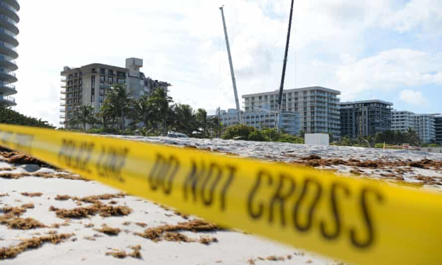The disaster has highlighted the precarious situation of building and maintaining high-rise apartments in an area under increasing pressure from sea level rise.