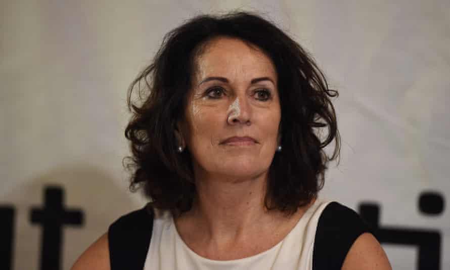 Oxfam Australia CEO Helen Szoke