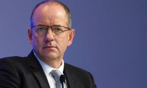 Sir Andrew Witty will be at helm for full-year results.