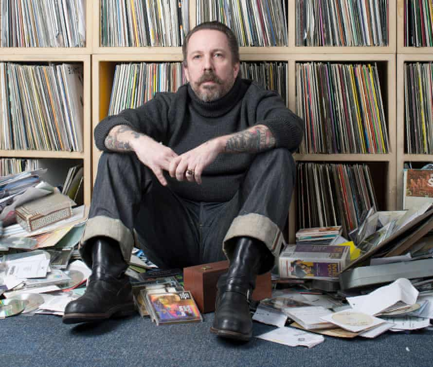 Andrew Weatherall pictured in 2016.