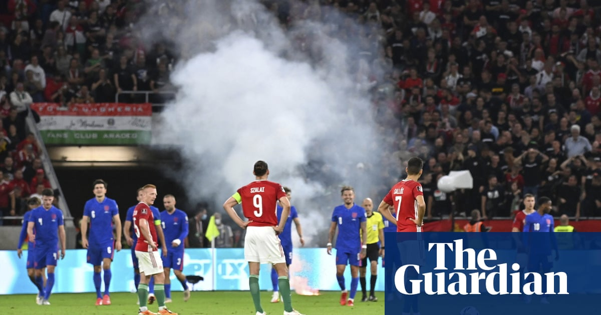 Ugly scenes in Budapest and Ronaldo denies Ireland – Football Weekly Extra